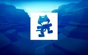 Picture Blue, Wallpaper, Monstercat