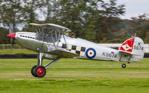 Picture Fighter, Biplane, The rise, 1931, RAF, Hawker Fury