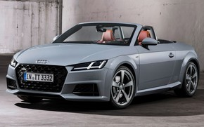 Picture Audi, Roadster, 2018 Audi TT Roadster 20 Years