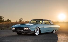 Picture Ford, Car, Retro, Thunderbird