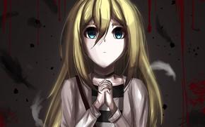 Picture Angel bloodshed, Satsuriku no Tenshi, Rachel Foster