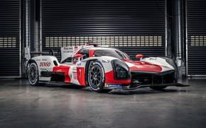 Picture Toyota, racing car, WEC, 4WD, 2021, Gazoo Racing, GR010 Hybrid, 3.5 л., V6 twin turbo