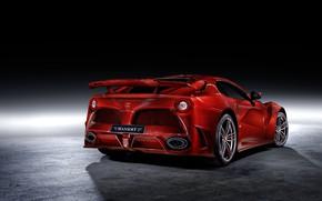 Picture Ferrari, supercar, rear view, Mansory, Berlinetta, F12, 2013, The Revolution