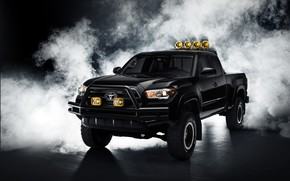 """Picture toyota, 2016, tacoma, Back to the Future"""" Concept"""