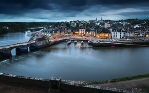 Picture France, Brittany, Saint-Goustan, Auray