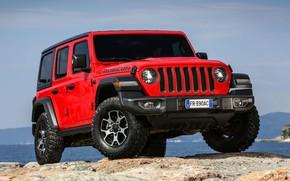 Picture 2018, Wrangler, Jeep, Unlimited, Rubicon, Jeep Wrangler Unlimited Rubicon 2018