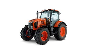 Picture tractor, agriculture, m7 171, kubota