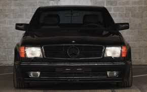 Picture AMG, Coupe, 1989, Wide Body, C126, Mercedec - Benz, 560SEC