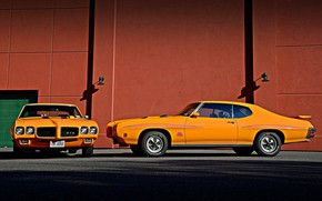 Picture Muscle, Cars, Pontiac, GTO