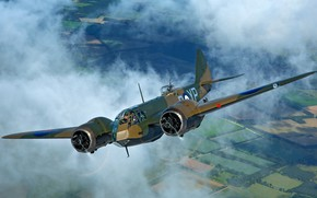 Picture RAF, The Second World War, Bristol Blenheim, Bristol Blenheim Mk.I, Light bomber