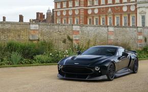 Picture Aston Martin, coupe, V12, hypercar, Victor, 2020