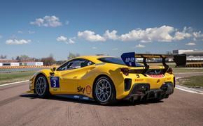 Picture Ferrari, 488, Challenge Evo