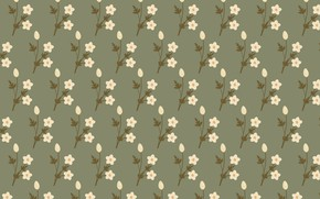 Picture flowers, background, texture, flowers, background, pattern
