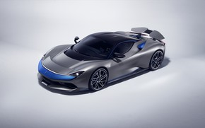 Picture supercar, hypercar, Pininfarina, Batista, 2019