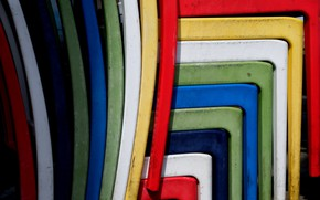 Picture background, color, chairs
