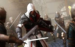 Picture killer, italy, Assassin's Creed, ezio auditore da firenze, Ezio Auditore