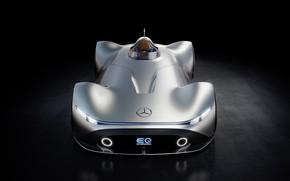 Picture Mercedes, race, formula 1, Mercedes EQ Silver arrow 01 Formula e, mercedes Benz