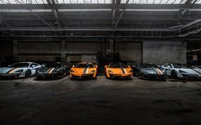 Picture McLaren, Coupe, 2018, Spider, MSO, 570S, Muriwai White, Papaya Spark, Sarthe Grey