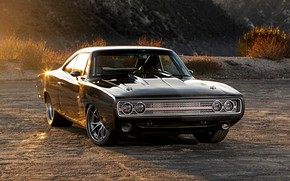Picture Dodge, Charger, 1970, Dodge Charger, Muscle Car, Dodge Charger