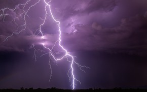 Picture the sky, lightning, category