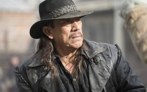 Picture hat, Danny Trejo, Danny Trejo, Western, Dead in Tombstone, Guerrero, Dead of Tombstone
