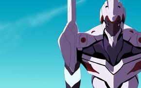 Picture robot, Evangelion, Evangelion