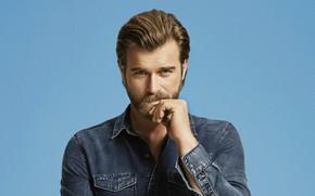 Picture actor, people, men, turkey, handsome, Kivanc Tatlitug