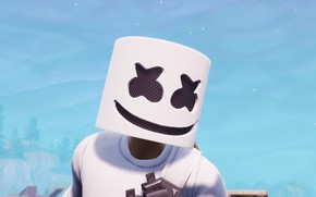 Picture smile, Fortnite, marshmallow
