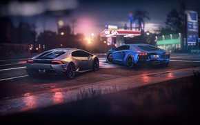 Picture Lamborghini, Machine, NFS, Need for Speed, Supercar, Aventador, Lamborghini Aventador, Sports car, Huracan, Lamborghini Huracan, …