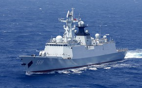 Picture weapon, Navy, frigate, Chinese Navy, 054A