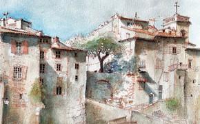 Picture 'occitanie, Sauve, Arrondissement du Vigan