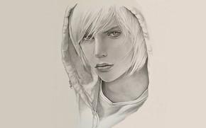 Picture figure, art, guy, cutie, Yuri on Ice, Yuri on the ice, Yuri Plesetskiy, by redwarrior3