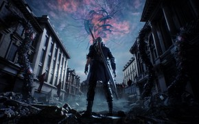 Picture Game, Capcom, Devil May Cry 5