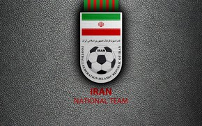 Picture Iran, football, sport, National team, wallpaper, logo