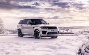 Picture Range Rover, Sport, HST, Range Rover Sport HST