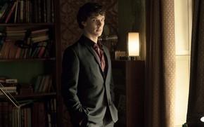 Picture look, room, Sherlock Holmes, Benedict Cumberbatch, Benedict Cumberbatch, Sherlock, Sherlock BBC, Sherlock Holmes, Sherlock (TV …