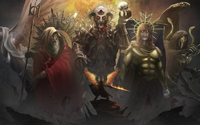 Picture characters, Fan Art, Path Of Exile