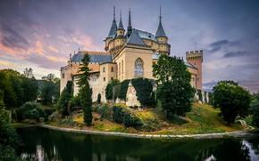 Picture castle, Trencin, Bojnice