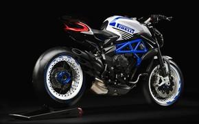 Picture Moto, motorcycle, bike, bike, motorcycle, background black, Agusta, Moto, superbike, sportbike, Brutale, background black, MV …
