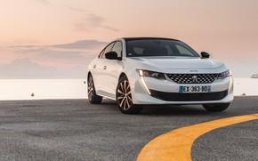 Picture Peugeot, sedan, 2018, 508, GT-Line
