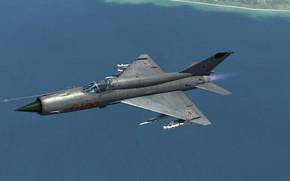 Picture OKB MiG, MiG-21bis, Frontline fighter