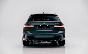 Picture background, BMW, 3-series, universal, feed, 3P, 2020, G21, M340i xDrive Touring