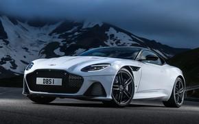 Picture Aston Martin, DBS, Superleggera, 2018