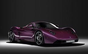 Picture Purple, Supercar, Marussia B1