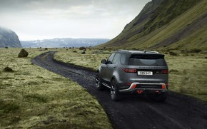 Picture Land Rover, Discovery, 4x4, on the road, 2017, V8, SVX, 525 HP, 5 L.