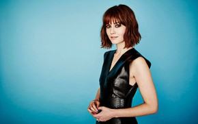 Picture look, girl, photo, makeup, dress, Mary Elizabeth Winstead