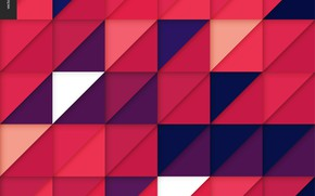 Picture line, background, geometry, background, color