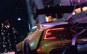 Picture NFS, Electronic Arts, Need For Speed, Polestar, Mikhail Sharov, by Mikhail Sharov, Need For Speed …