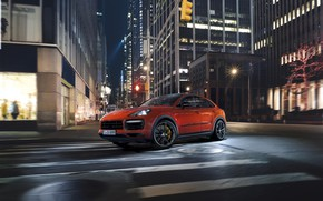 Picture Porsche, Cayenne Turbo, 2019