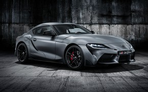 Picture Toyota, Supra, 2019, Toyota GR Above, GR Above, A90
